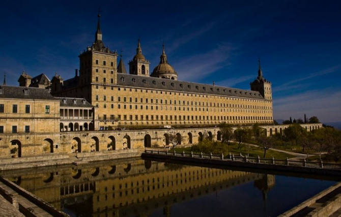 San Lorenzo de El Escorial Madrid