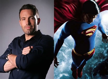 Ben Affleck i Superman