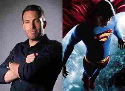 Ben Affleck i Superman
