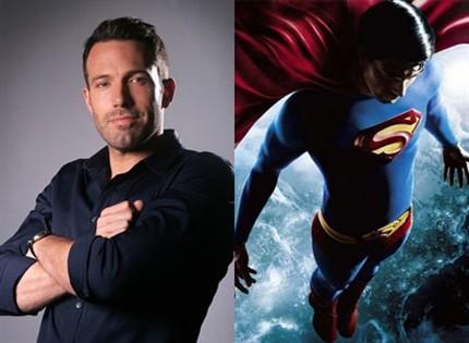 Ben Affleck und Superman