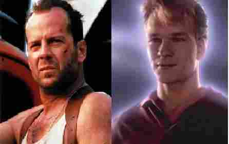 Bruce Willis rechazó ser el Protagonista de Ghost