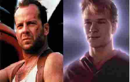 Bruce Willis va rebutjar ser el Protagonista de Ghost