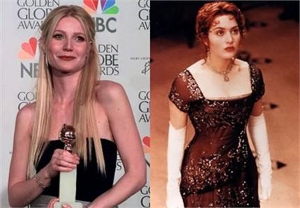 Gwyneth Paltrow se negó a ser Rose en 'Titanic'