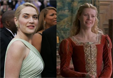 Kate Winslet rechazó a Viola en 'Shakespeare enamorado'