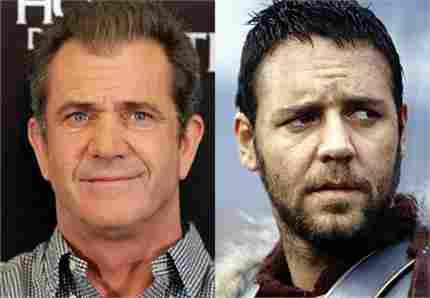 ¿Mel Gibson como Gladiator?