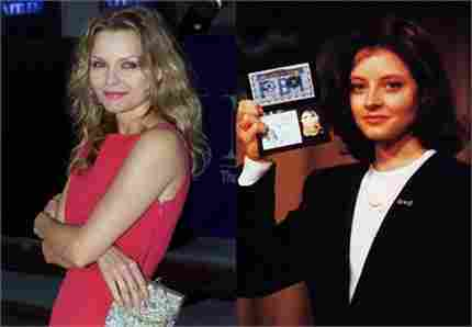 Michelle Pfeiffer did not let herself be seduced by Clarice Starling