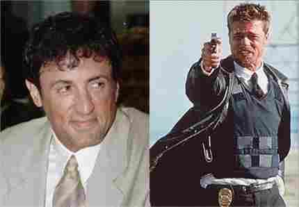 ¿Silvester Stallone en Seven?