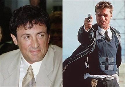¿Sylvester Stallone a Seven?