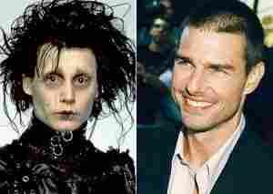 Tom Cruise va rebutjar ser Eduardo Manostijeras