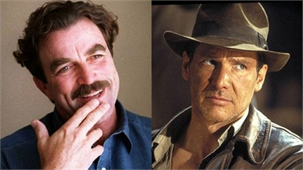 Tom Selleck i la seva negativa a ser Indiana Jones