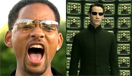 Will Smith com Neo