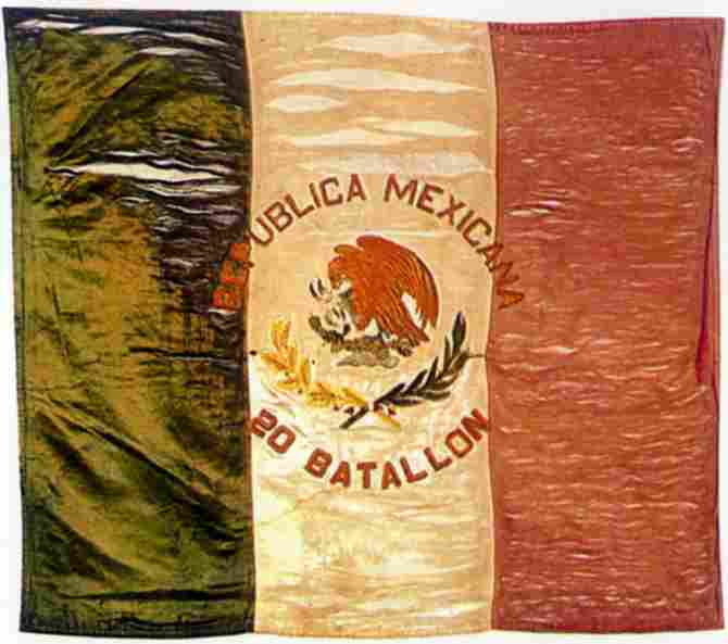 20 Battalion Flag