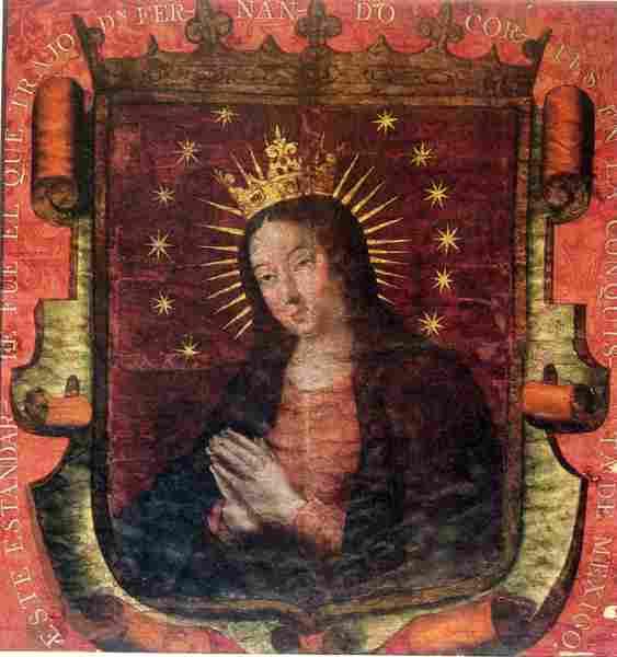 Banner of Cortez (1519 - 1521)