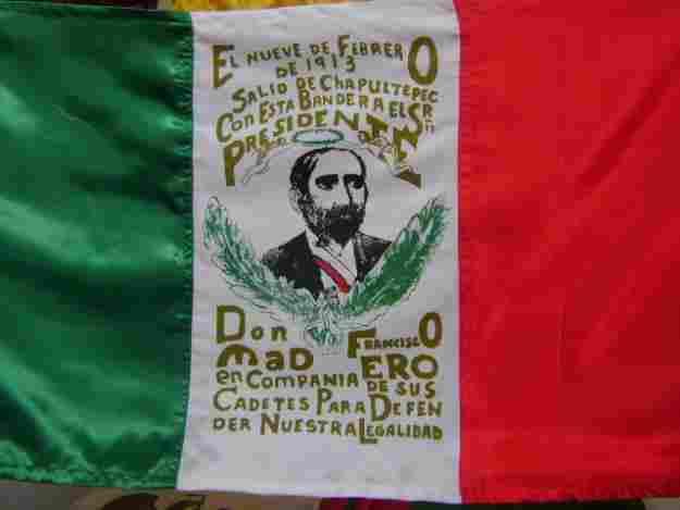 Flag of Francisco I. Madero