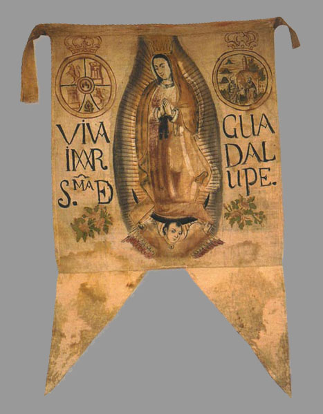 Guadalupano banner