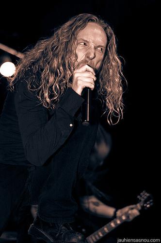 Mikael Stanne (Hammerfall)