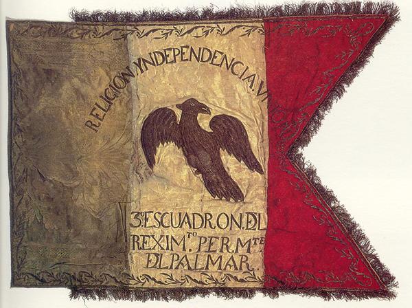 Yndependencia Flag (1833)