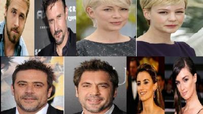 As celebridades que tendemos a confundir com mais frequência