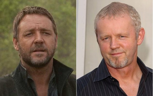 Russell Crowe - David Morse