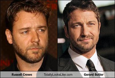 Russell Crowe - Gerard Butler