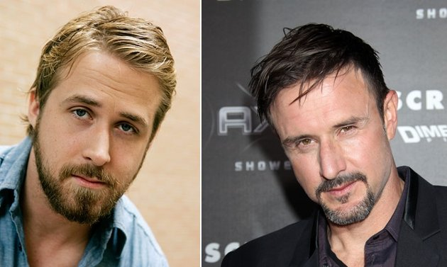 Ryan Gosling - David Arquette