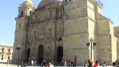 Самые красивые соборы в Мексике