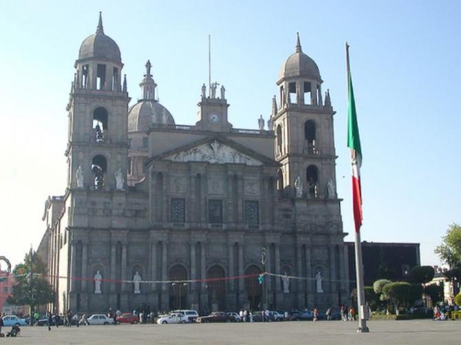Государственный собор Мексики