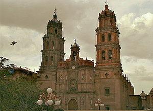 Собор Сан-Луис-Потоси