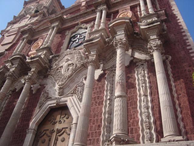 Керетаро собор