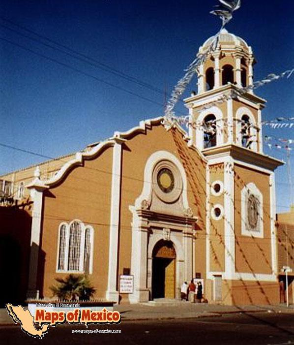 Нижняя Калифорния, Северный Собор