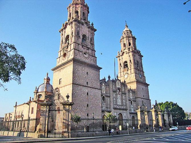 Собор Мичоакан