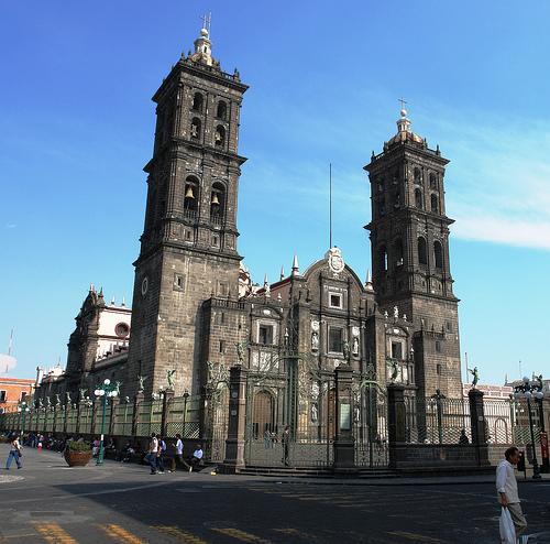 Пуэбла собор