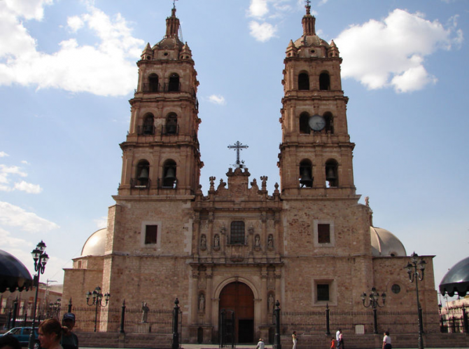 Кафедральный собор Дуранго