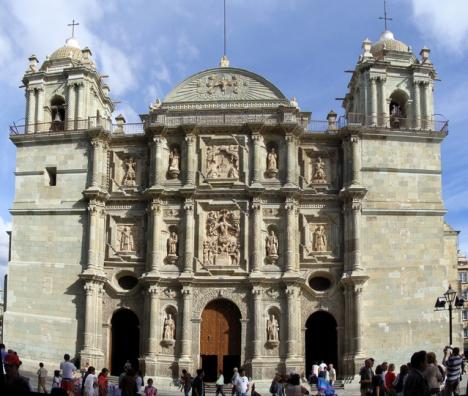 Собор Оахака