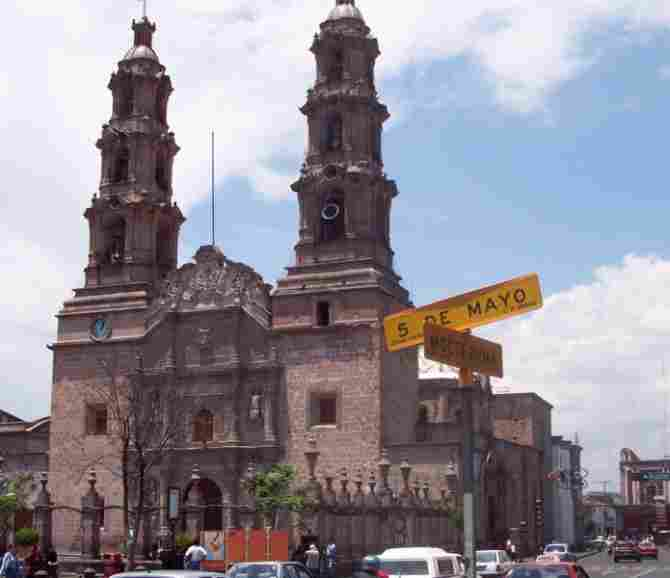 Aguscalientes Cathedral