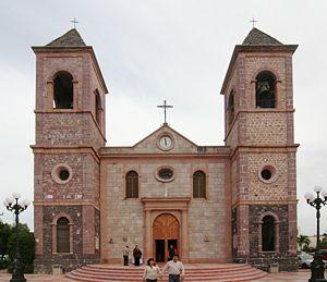 Cathedral of Baja California Sur