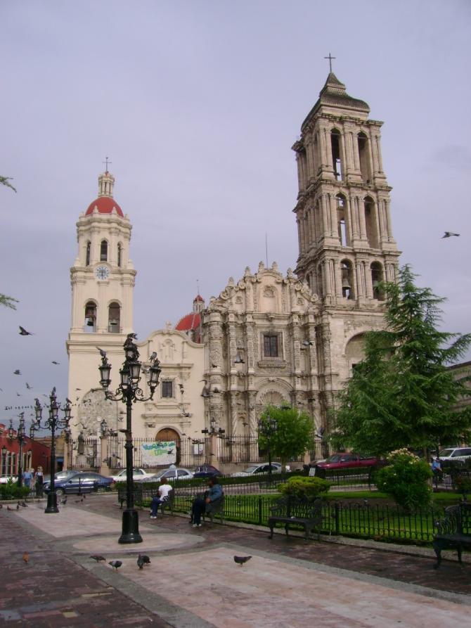 Coahuila Cathedral