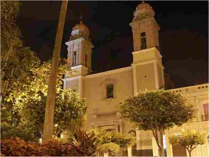 Colima Cathedral