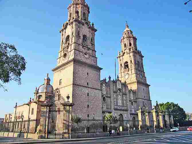 Michoacan Cathedral