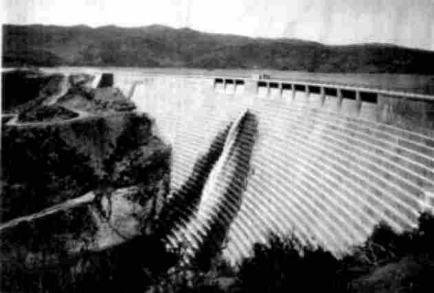 Represa de St. Francis, 1928