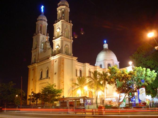 Sinaloa Cathedral