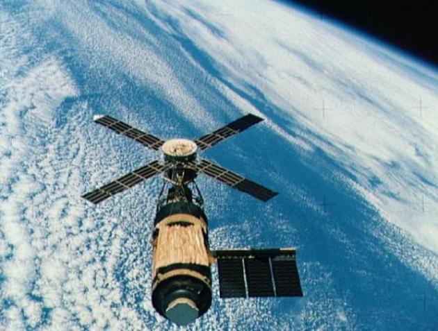 Skylab, 1973