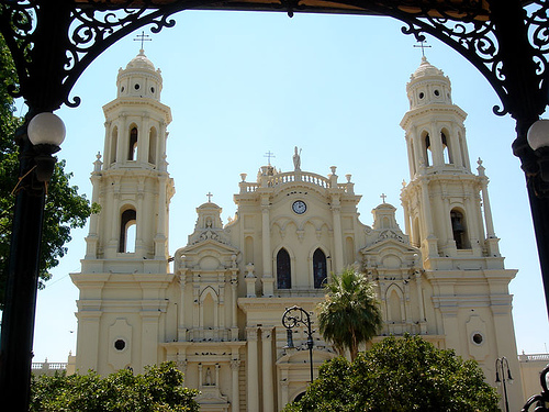 Sonora Cathedral