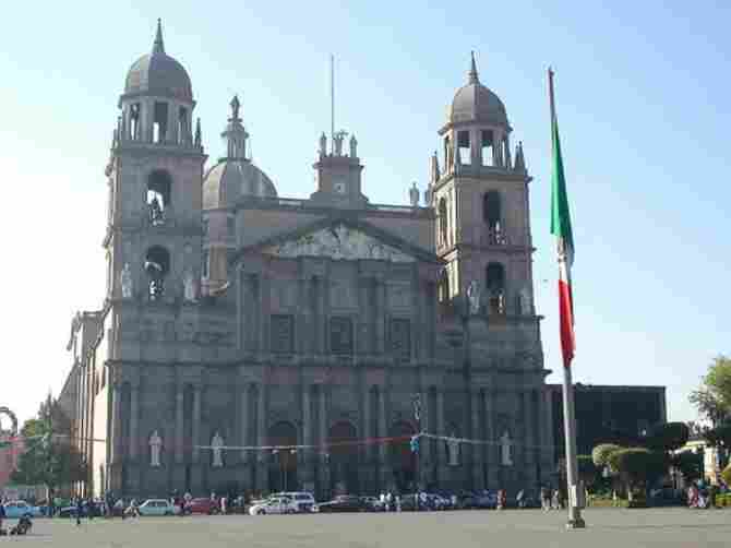 State Cathedral of Mexico