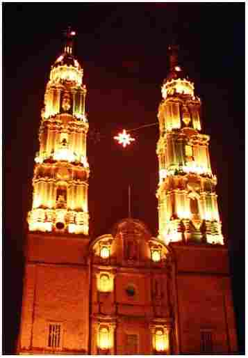 Tabasco Cathedral
