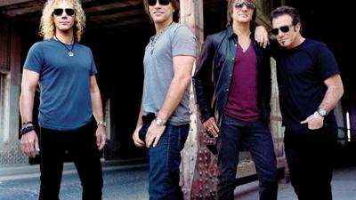 Principais álbuns de Bon Jovi
