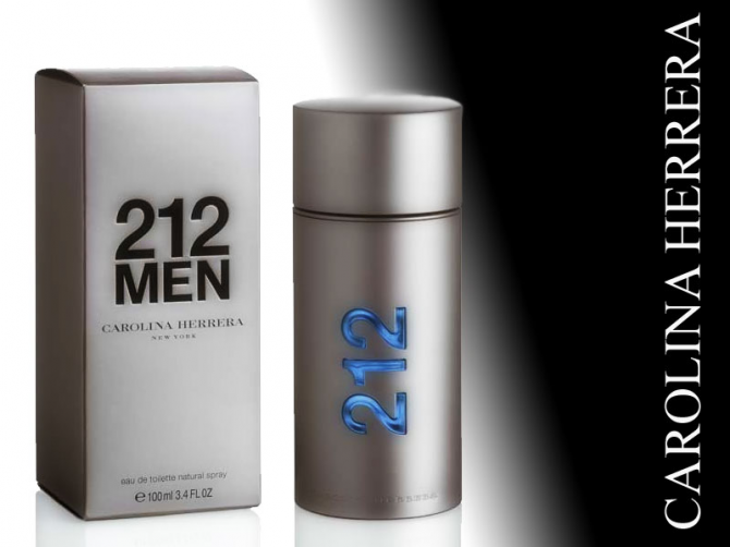 212 Men by Carolina Herrera