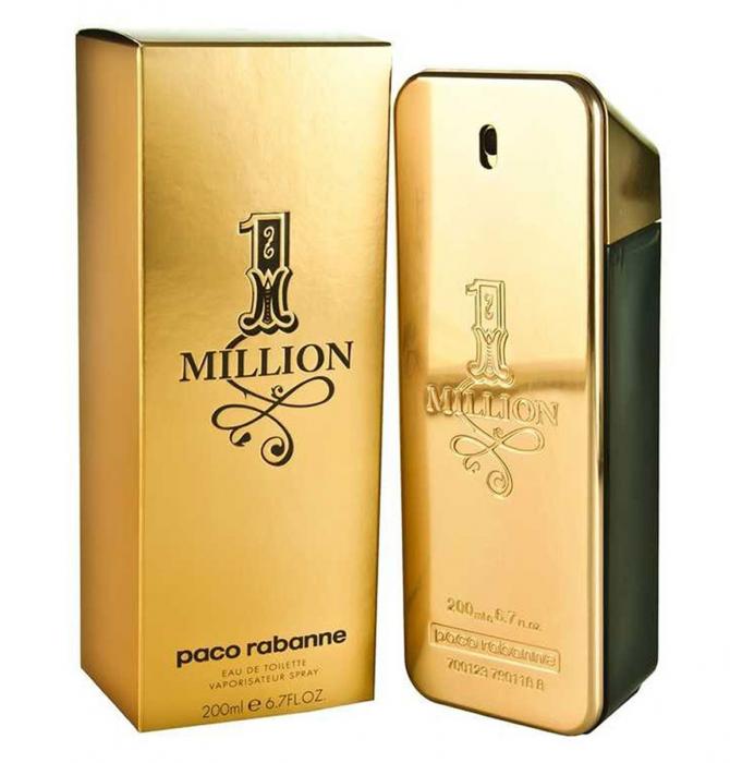 Один миллион от Пако Рабанна