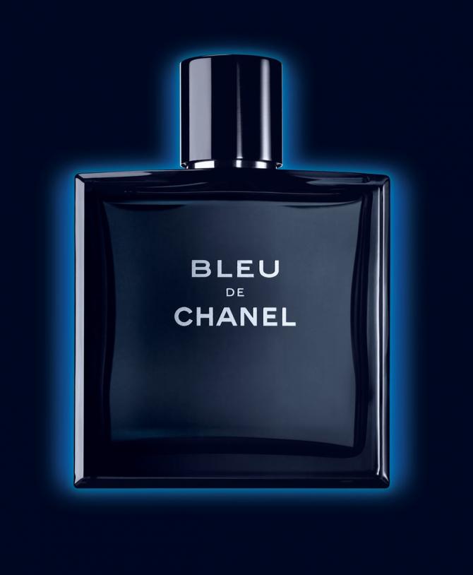 Блю де Шанель Париж