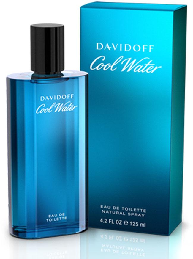 Прохладная вода от Davidoff